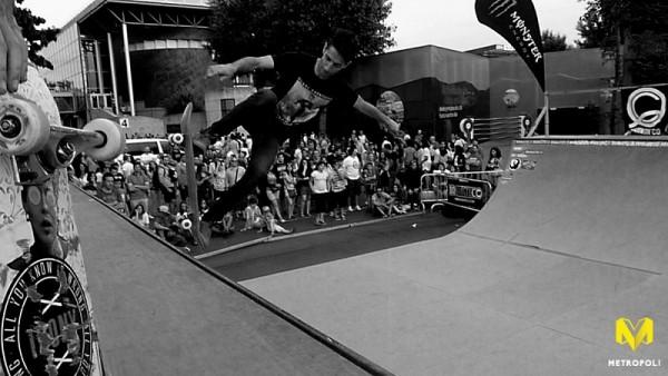 Metroopli Skate
