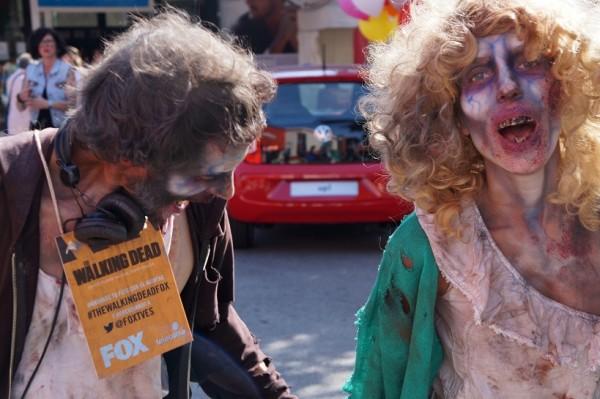 Metropoli Comic Con Zombies