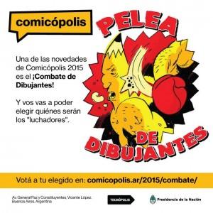 Pelea_Dibujantes_Comicopolis