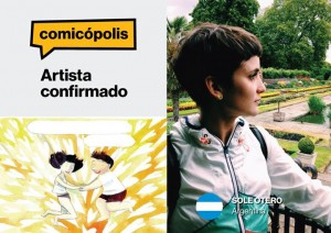 Sole_Otero_Comicopolis_2015