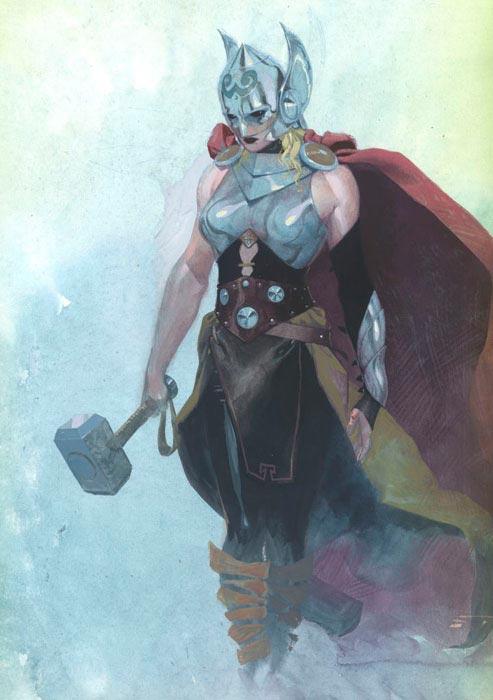 Thor de Esad Ribic