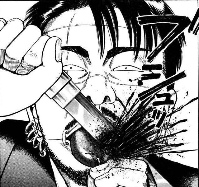 ichi the killer manga kakihara - photo #17
