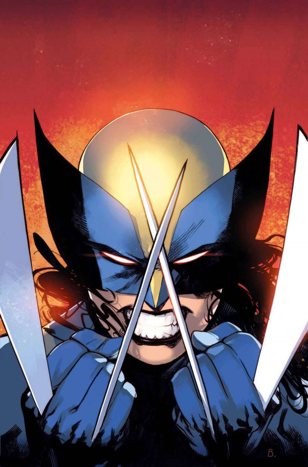 All-New Wolverine 2 portada