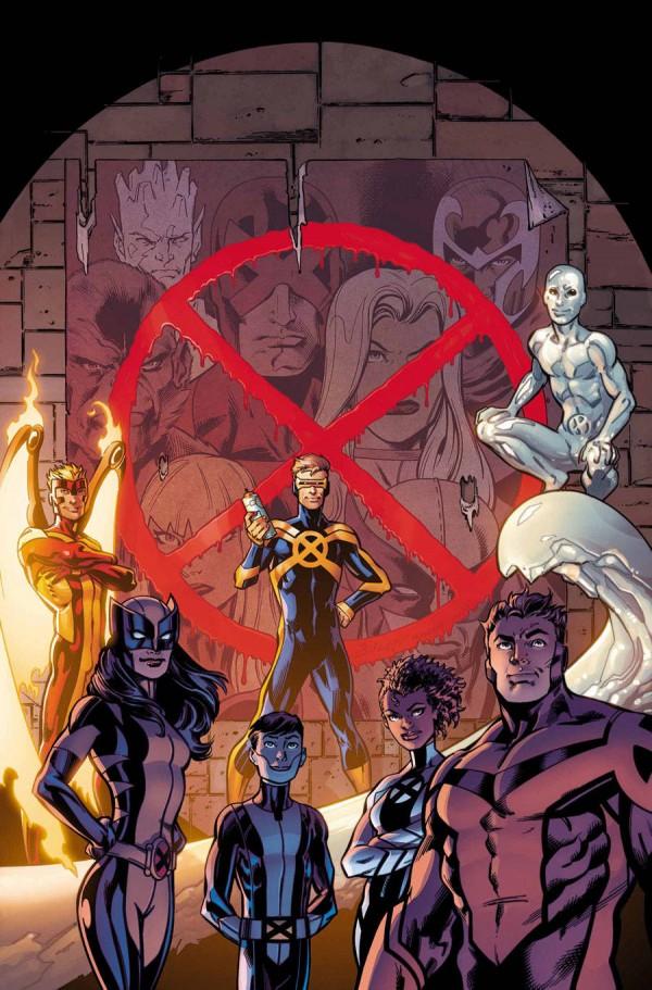 All-New X-Men Portada 1