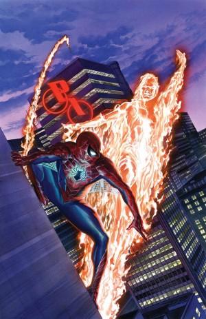 Amazing Spiderman 3 portada