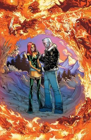 Extraordinary X-Men 3 portada