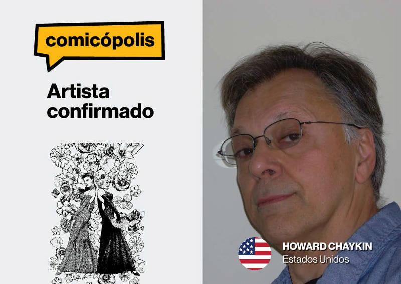 Juan Ferreyra Miguel Gallardo Amadeo Gonzales. Amadeo_Gonzales_Comicopolis_2015 - Howard_Chaykin_Comicopolis_2015