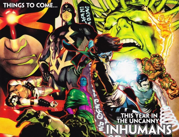 Lo que está por venir en Imposibles Inhumanos después de Secret Wars