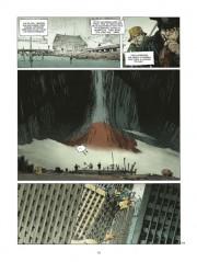 Espectaculares páginas interiores de Mathieu Lauffray para Prophet 4