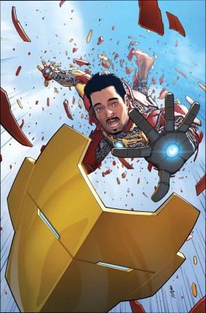 Invencible Iron Man portada 3a