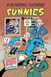 Peter_Bagge_Founding_Fathers_Funnies_Dark_Horse