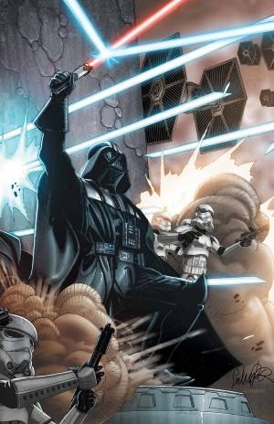 Star Wars Vader 12 portada