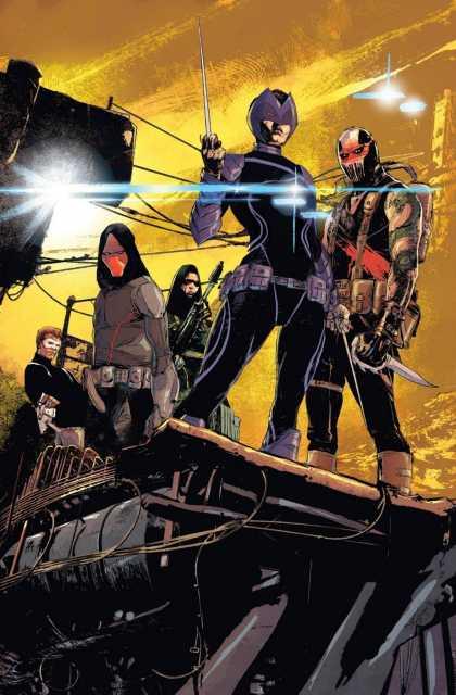 Los X-Terminados se enfrentarán al régimen mutante con todos los recursos a su disposición