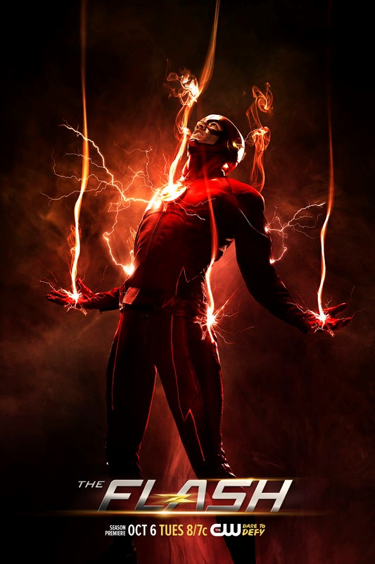 Nuevo póster de The Flash