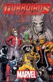 Guardians of the Galaxy Bendis portada Schiti