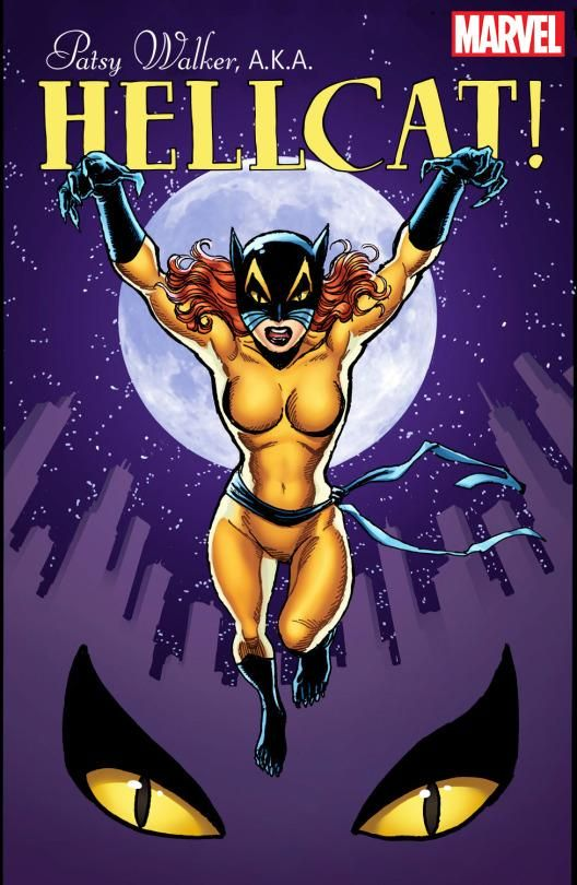 Hellcat All-New All-Different Marvel portada 2