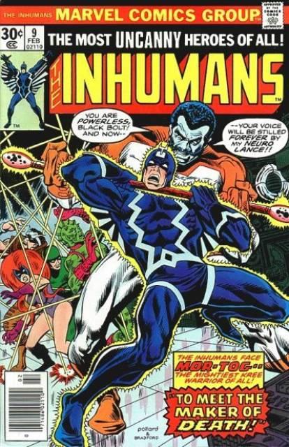 Inhumans#1