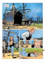 Primeras páginas de Neptuno por Jean-Yvess Delitte