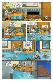 Páginas de Little Nemo por Gabriel Rodriguez