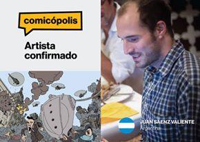 Juan_Saenz_Valiente_Comicopolis_2015