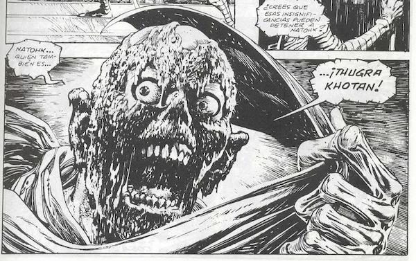La espada salvaje de Conan El coloso negro