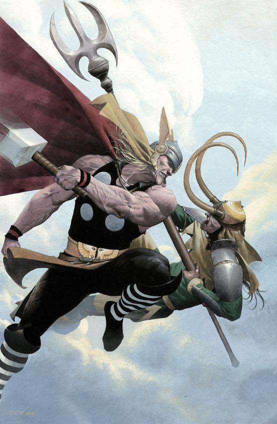 Loki Esad Ribic 1