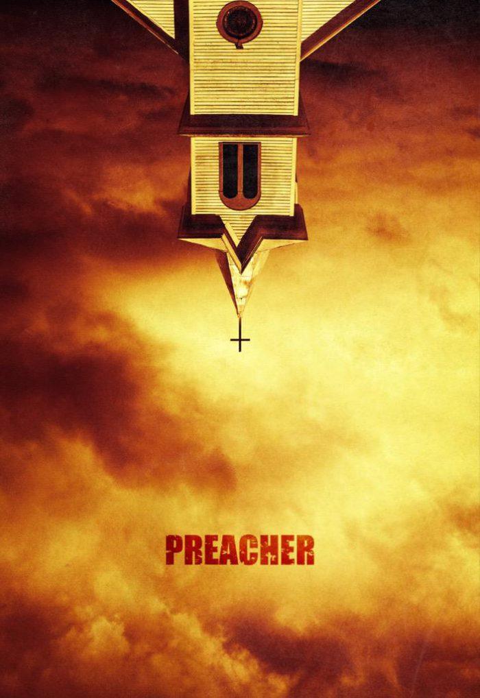 Teaser poster de Predicador