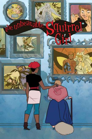 The Unbeatable Squirrel Girl_3_Cover