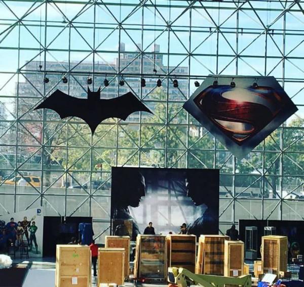 Todo listo para la New York Comic Con