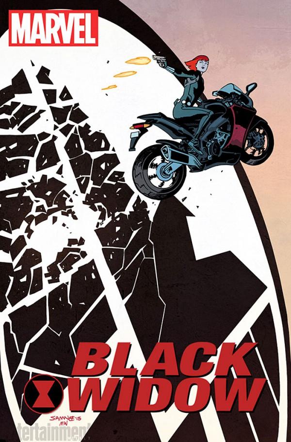 Black Widow Chris Samnee