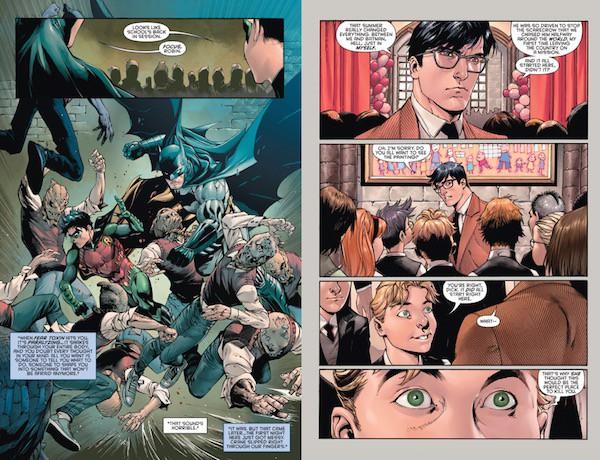 El pasado de Dick Grayson y Batman es un tema interesante para profundizar