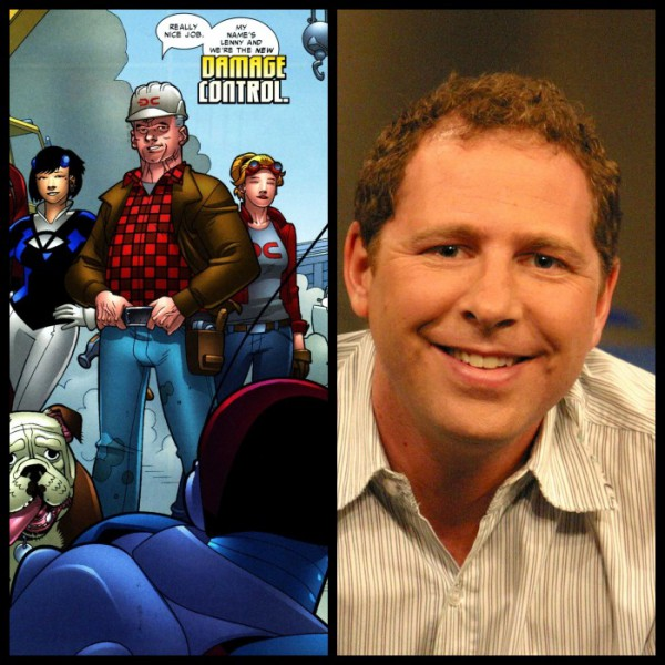 Ben Karlin desarrollará Control de Daños para ABC y Marvel