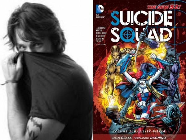 Fernando Dagnino y su trabajo en Suicide Squad