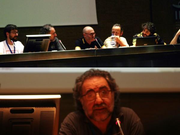 Juaco Vizuete, Lluis Recasens, Pedro Vera, Lalo Kubala y Dani Gove
