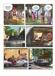 Paginas coloreadas de El Clic por Milo Manara