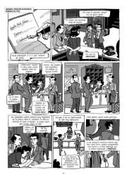 Páginas de La araña del olvido por Enrique Bonet