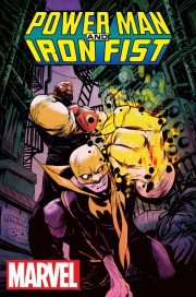 Power Man and Iron Fist All New All Different Marvel