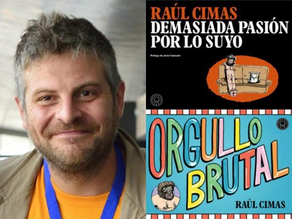 Raúl Cimas y sus dos primeros y geniales cómics