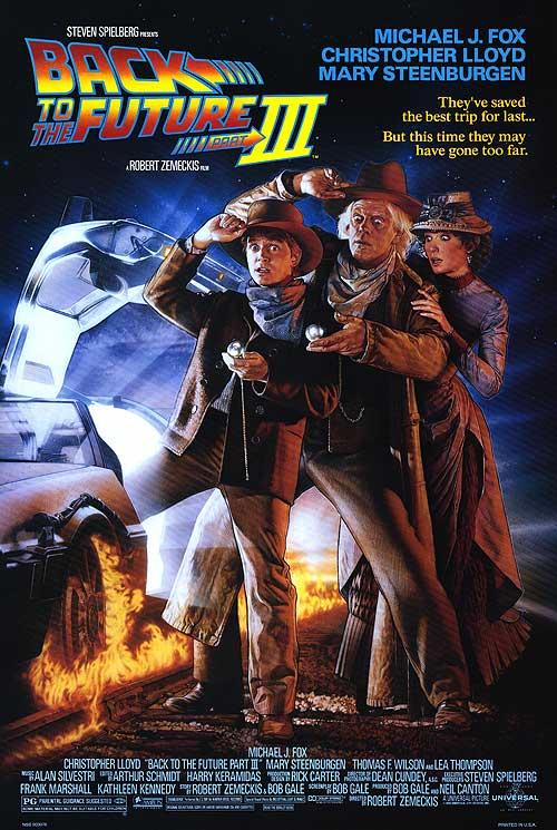 Regreso al Futuro 3. Y de repente, un western.