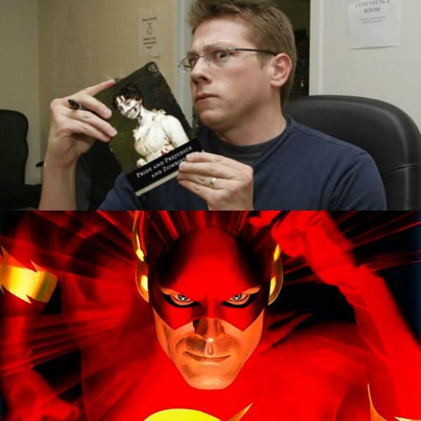 Seth Grahame-Smith, a punto de hacerse con la dirección de The Flash