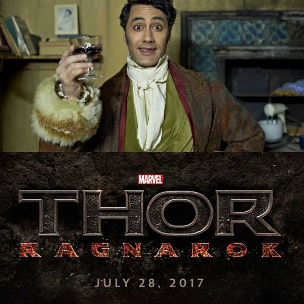Taika Waititi podría encargarse de Thor: Ragnarok