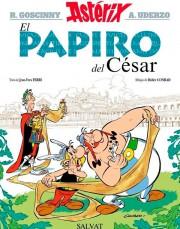 asterix-papiro-cesar