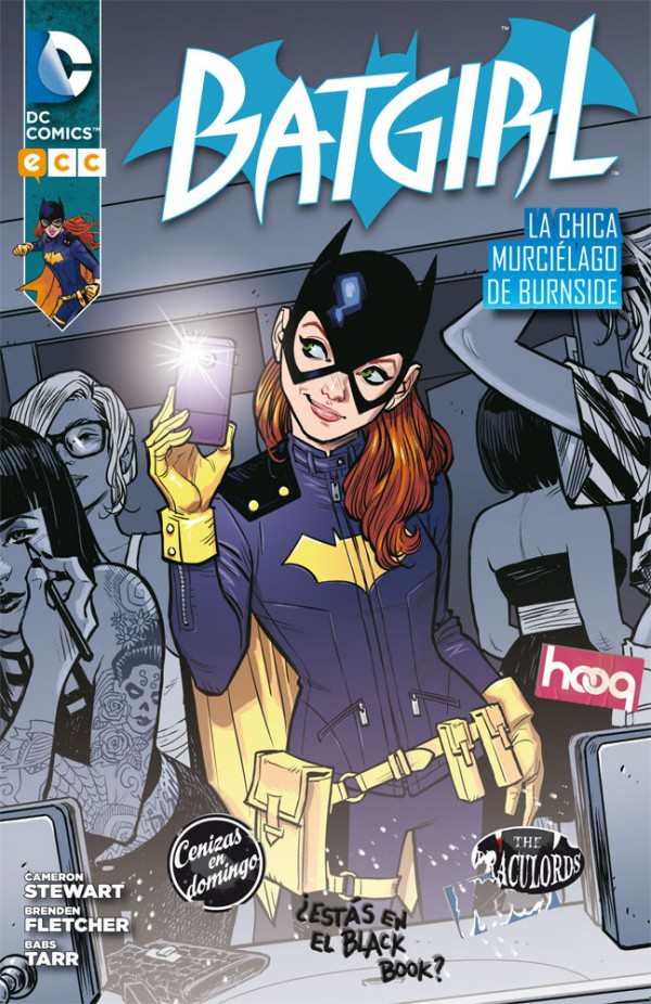 Batgirl bajo Stewart, Fletcher, Tarr y Mark Doyle