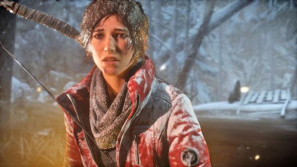 La nueva Lara Croft. Igual de femenina pero más fuerte y realista
