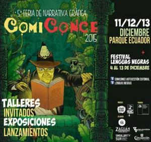 ComiConce_Lenguas_Negras_2015
