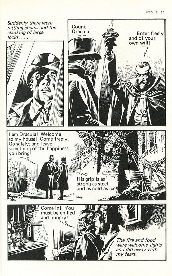 Dracula (by Pendulum Press)- 1