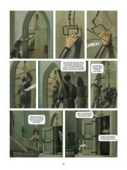 Págindas de La Fortaleza por Vicente Segrelles