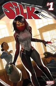 Silk (2015) 1 Cover