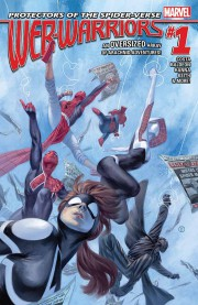 Web Warriors (2015) Cover