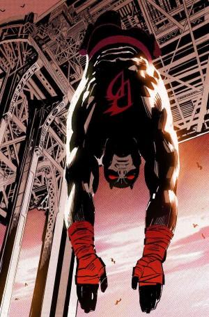 Daredevil Ron Garney Previa 1